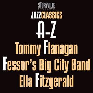 Tommy Flanagan, Fessors Big City Band & Ella Fitzgerald 歌手頭像