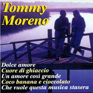 Tommy Moreno 歌手頭像