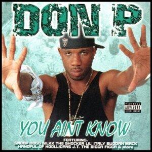Don P 歌手頭像