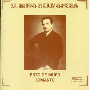 Enzo De Muro Lomanto 歌手頭像