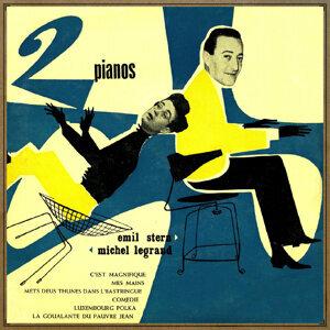 Michel Legrand & Emil Stern 歌手頭像