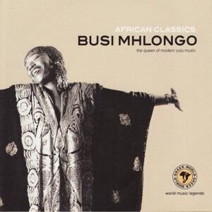Bushi Mhlongo 歌手頭像