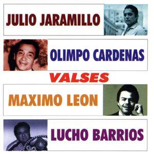 Julio Jaramillo|Olimpo Cardenas|Maximo Leon|Lucho Barrios 歌手頭像