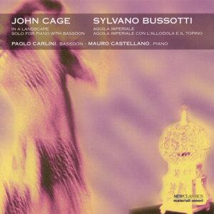 John Cage / Sylvano Bussotti 歌手頭像