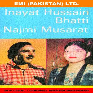 INAYAT HUSSAIN BHATTI / NAJMI MUSARRAT 歌手頭像