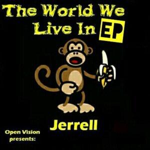 Jerrell 歌手頭像