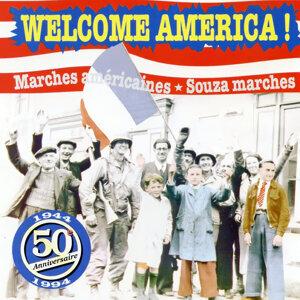 Welcome America 歌手頭像