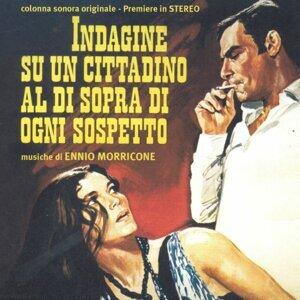 Ennio Morricone, Bruno Nicolai 歌手頭像