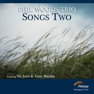 Phil Woods Trio 歌手頭像