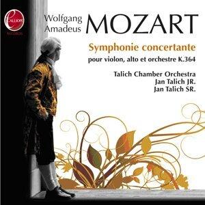 Talich Chamber Orchestra, Kurt Redel, Jan Talich Jr., Jan Talich Sr. 歌手頭像