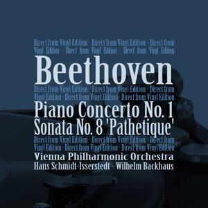 Vienna Philharmonic Orchestra, Hans Schmidt-Isserstedt, Wilhelm Backhaus 歌手頭像