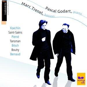 Marc Trenel, Pascal Godart 歌手頭像