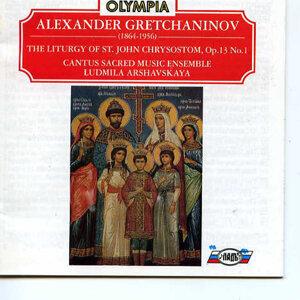 Alexander Gretchaninov 歌手頭像