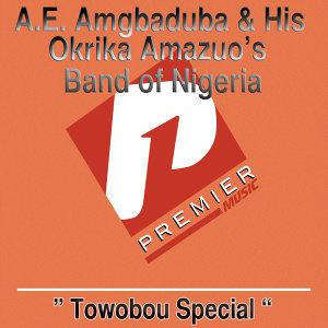 A.E. Amgbaduba and His Okrika Amazuo's Band Of Nigeria 歌手頭像