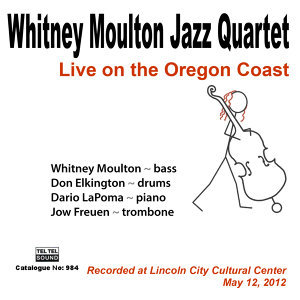 Whitney Moulton Quartet 歌手頭像