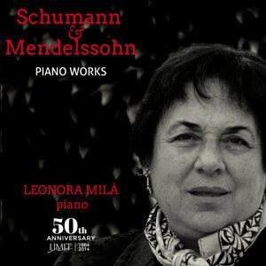 Leonora Mila 歌手頭像