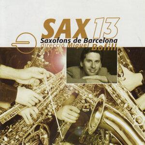Sax 13 Saxofons de Barcelona 歌手頭像