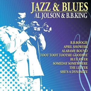 Al Jolson, B.B.King 歌手頭像