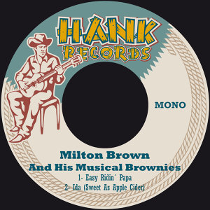 Milton Brown & His Musical Brownies 歌手頭像