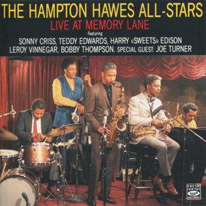 The Hampton Hawes All-Stars 歌手頭像