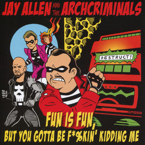 Jay Allen and the Archcriminals 歌手頭像