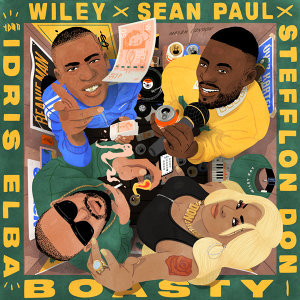 Wiley, Stefflon Don & Sean Paul 歌手頭像
