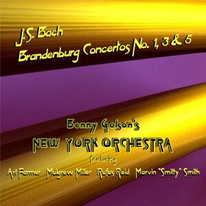 Benny Golson's New York Orchestra 歌手頭像