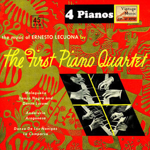 The First Piano Quartet 歌手頭像