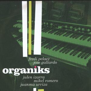 Organiks 歌手頭像