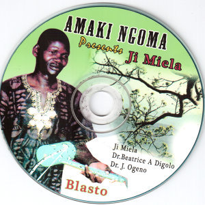Amaki Ngoma 歌手頭像