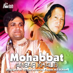 Ansar Khalid 歌手頭像