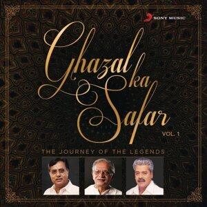 Jagjit Singh, Alka Yagnik & Hariharan 歌手頭像