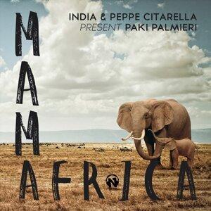 India, Peppe Citarella, Paki Palmieri 歌手頭像
