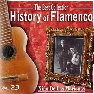Niño De Las Marianas 歌手頭像