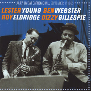 Lester Young, Ben Webster, Roy Eldridge & Dizzy Gillespie 歌手頭像