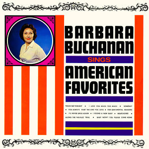 Barbara Buchanan 歌手頭像