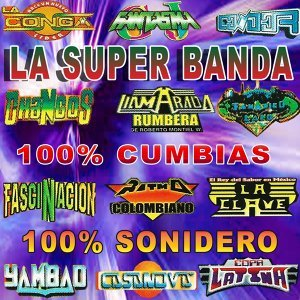 La Super Banda 歌手頭像