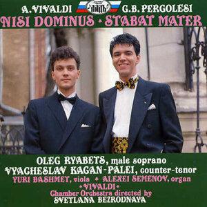 Vyacheslav Kagan-Palei, Alexei Semenov, Oleg Ryabets, Yuri Bashmet 歌手頭像