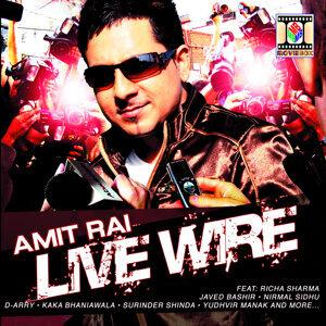 Amit Rai 歌手頭像