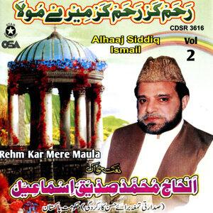 Alhaaj Siddiq Ismail 歌手頭像