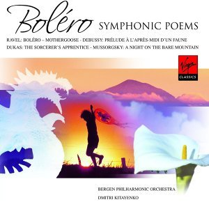 Bergen Philharmonic Orchestra/Dmitri Kitayenko