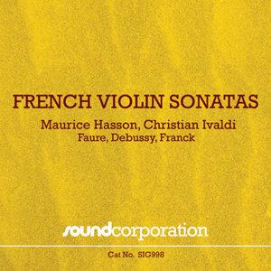 Maurice Hasson & Christian Ivaldi 歌手頭像