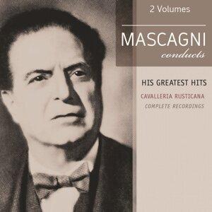 Pietro Mascagni 歌手頭像
