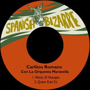 Carlitos Romano 歌手頭像