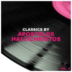 Apostolos Hatzichristos 歌手頭像