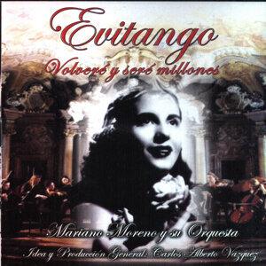 Mariano Moreno & su Orquesta 歌手頭像