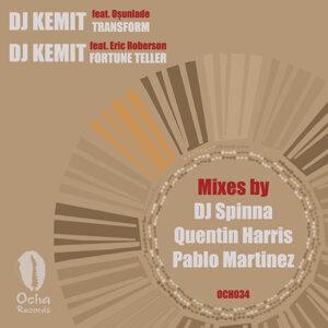 DJ Kemit 歌手頭像