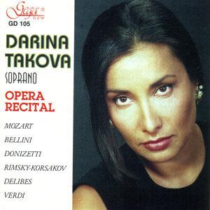 Darina Takova 歌手頭像