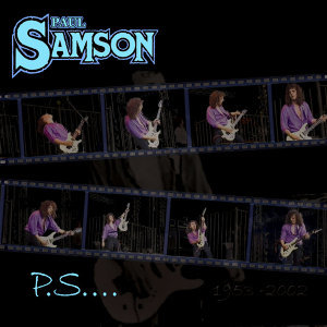 Paul Samson 歌手頭像
