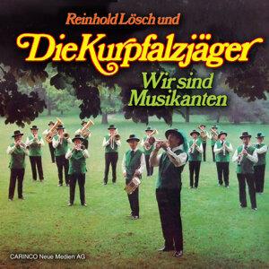 Reinhold Loesch & Die Kurpfalzjaeger 歌手頭像